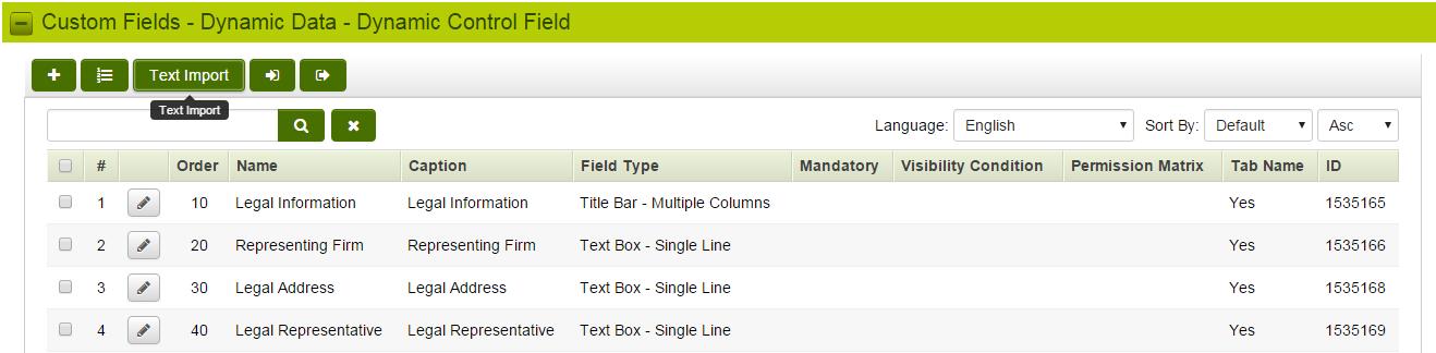 Deprecated - Custom Field Type: Dynamic Data – Dynamic Control Field